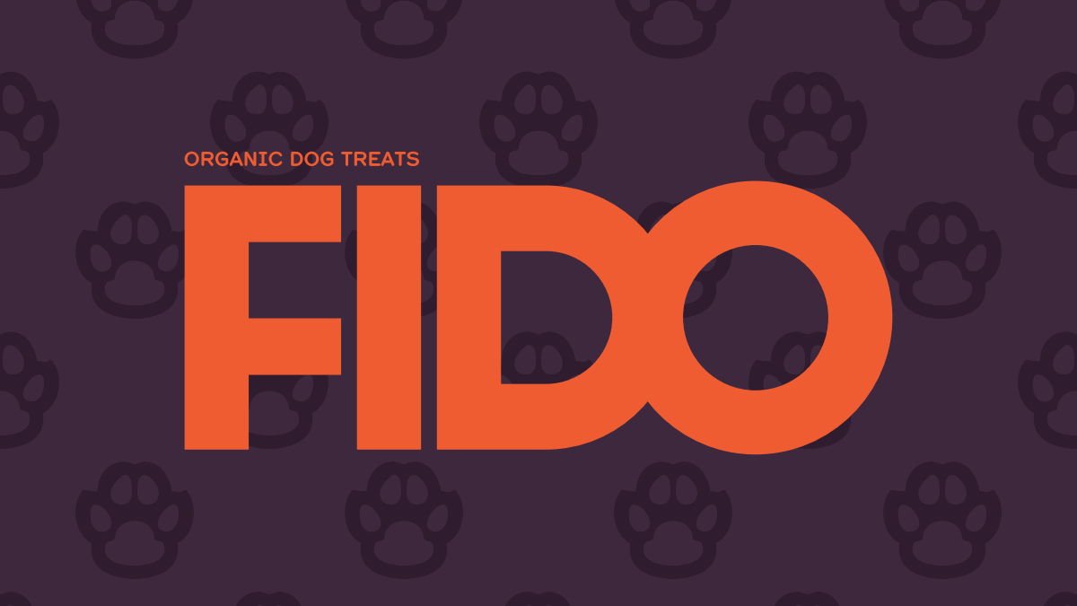 Fido Organic Dog Treats