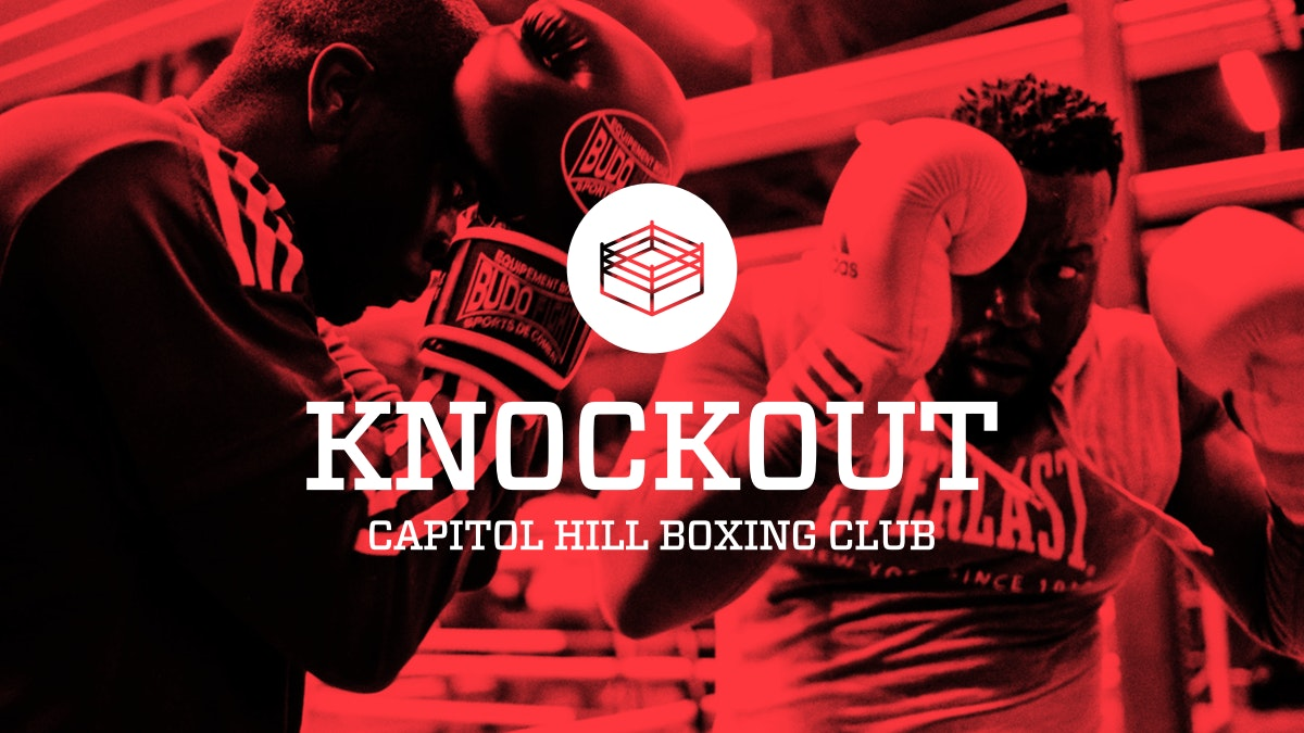 Knockout Capitol Hill Boxing Club