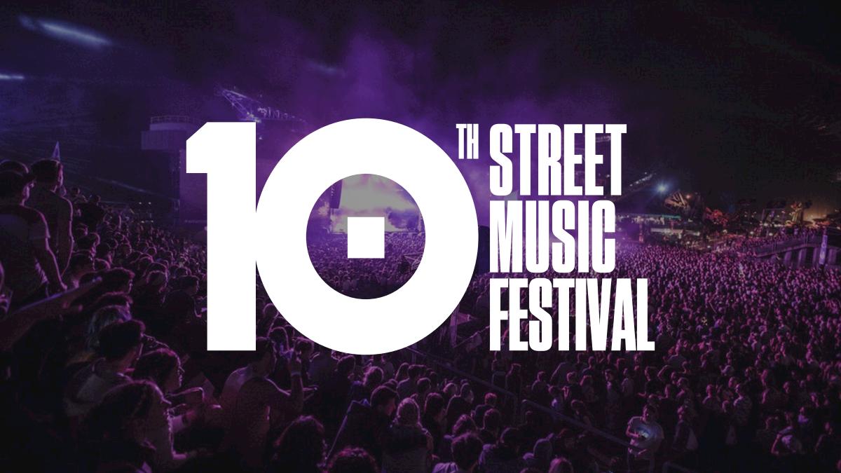 10th Street Music Festival
