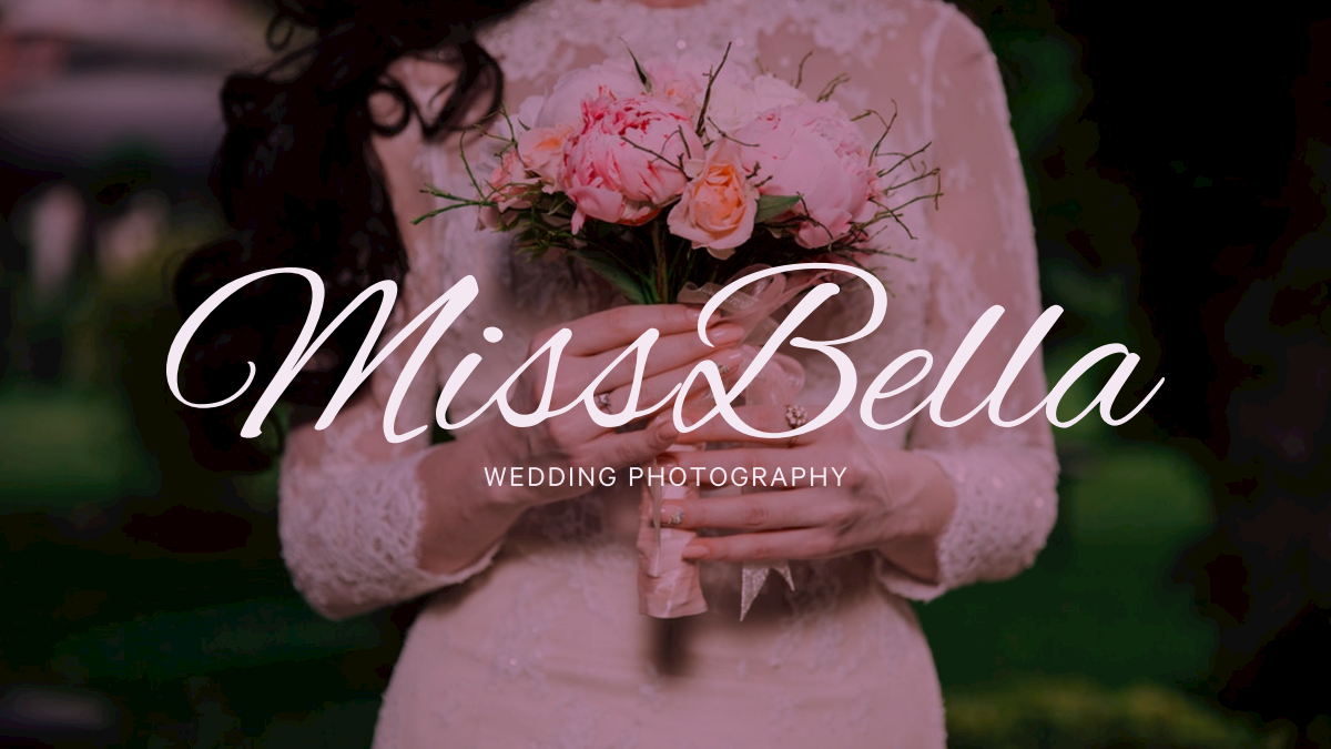 Miss Bella Wedding Photography